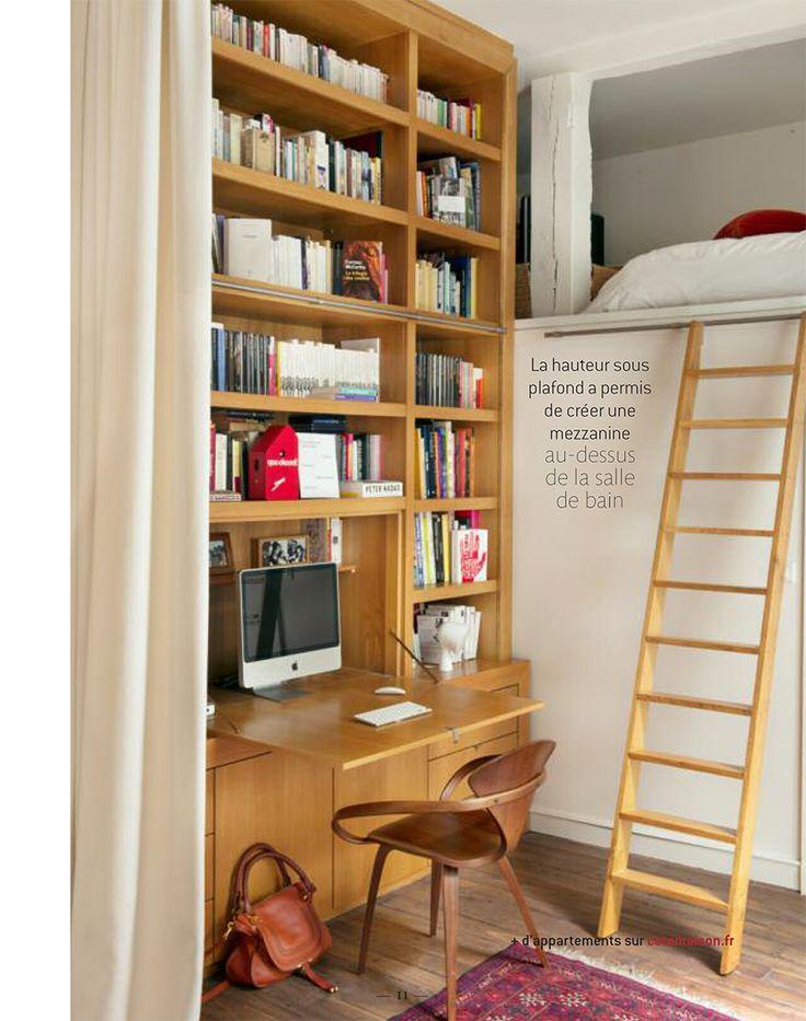 55 best Mezzanine et Estrade images on Pinterest Small spaces