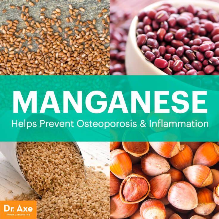 Manganese Benefits