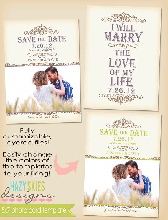 Best Save The Date Ideas Images On   Save The Date
