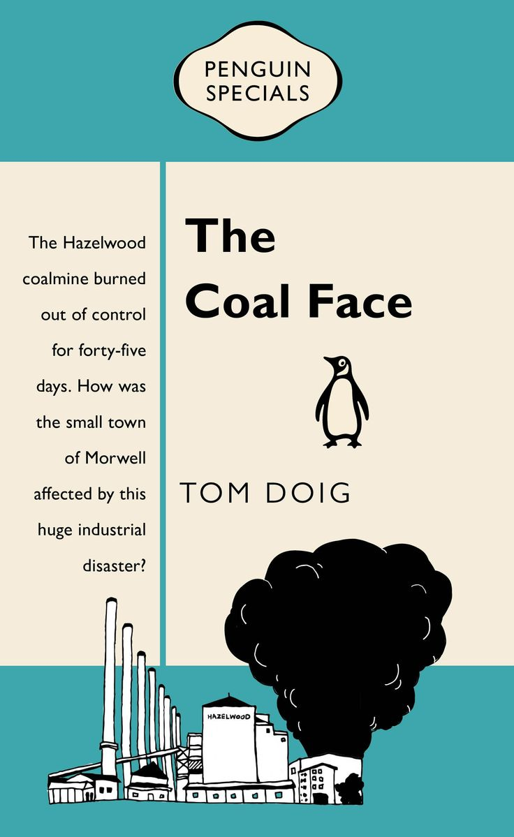 The Coal Face by Tom Doig.