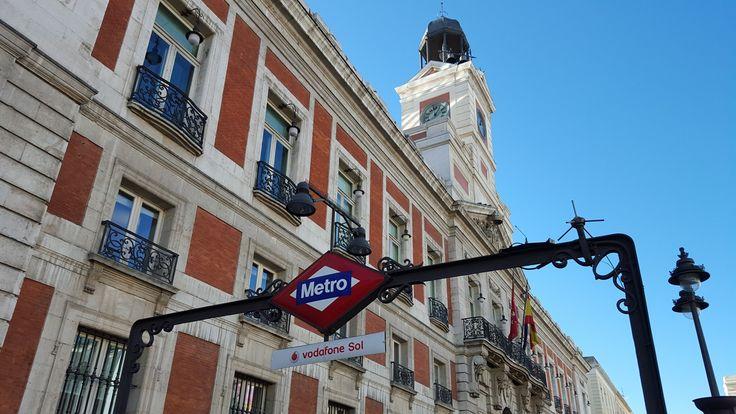 HOSTAL TIJCAL 2 - a 100m. de la Puerta del Sol en pleno centro de Madrid.
