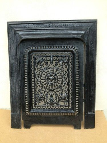 1000 Images About Cast Iron Fireplace Back Plates On
