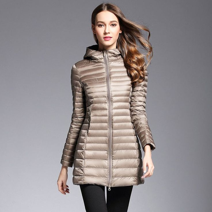 Like and Share if you want this  AKITSUMA Long Down Jacket Women Winter Down Coats Ultra Light Down Jacket Quilted Hooded Coat     Tag a friend who would love this!     FREE Shipping Worldwide     Buy one here---> https://onesourcetrendz.com/shop/all-categories/womens-clothing/womens-jackets/akitsuma-long-down-jacket-women-winter-down-coats-ultra-light-down-jacket-quilted-hooded-coat/
