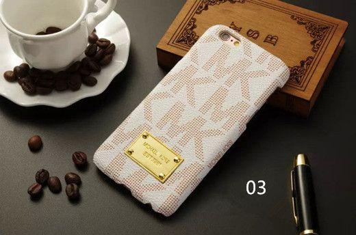 Michael Kors MK modern Hart Leder Slim Back Handy Schutzhülle für iphone 6/6Plus, Samsung S6/S6edge/Note 5