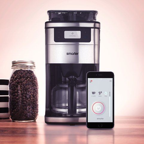Smart WiFi Coffee Maker - single or multi-cup - with IFTTT