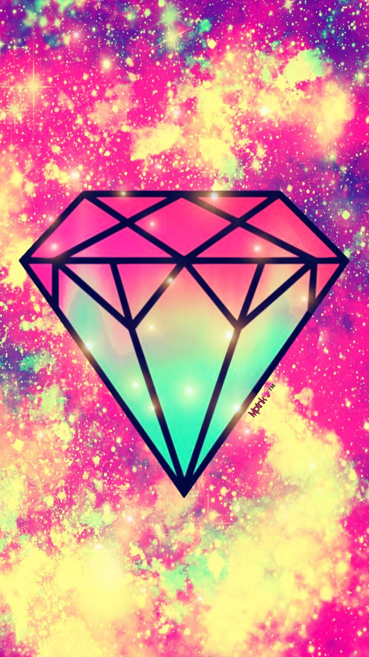 Diamonds Are Forever Galaxy Wallpaper androidwallpaper