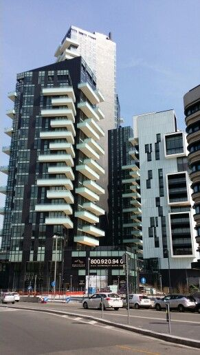 18 best images about grattacieli italiani italian - Treno bergamo milano porta garibaldi ...