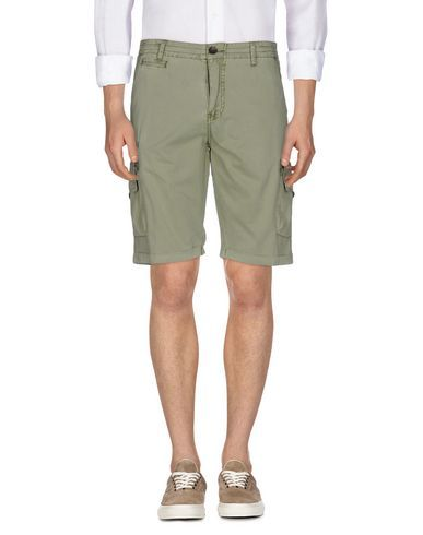 #Individual bermuda uomo Verde militare  ad Euro 34.00 in #Individual #Uomo pantaloni bermuda
