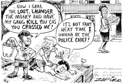 Corruption Information