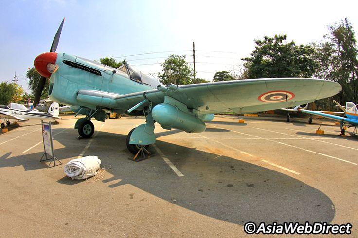 Royal Thai Air Force Museum in Bangkok - Bangkok.com Magazine
