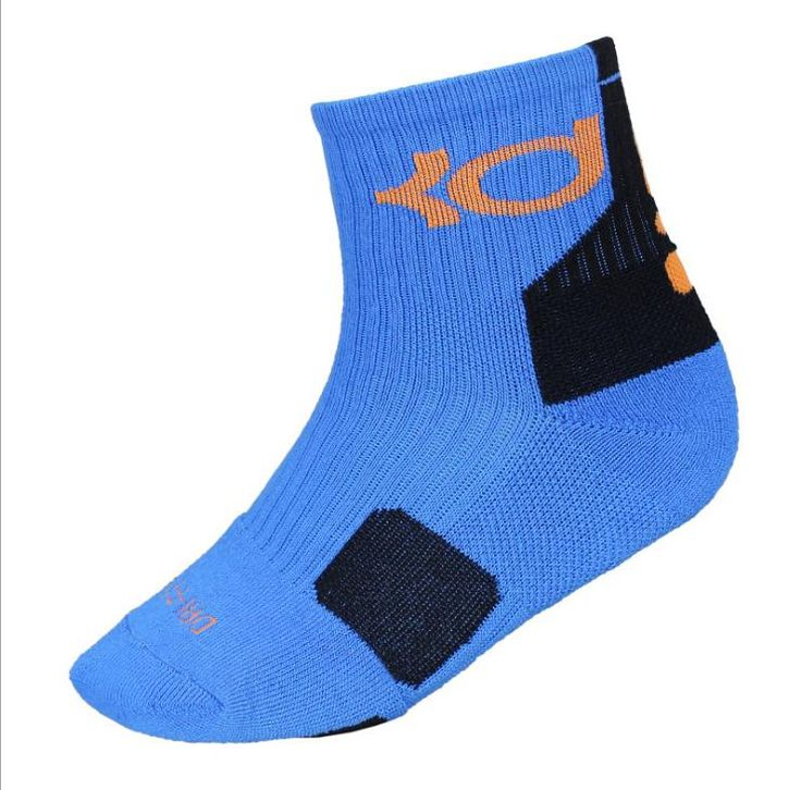Meia Basketball Socks Running Cycling Sport Socks Calcetines Ciclismo Anti-bacterial Deodorant Compression Socks Two Pairs