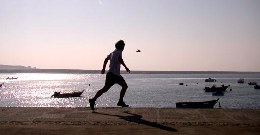 morning jog #porto