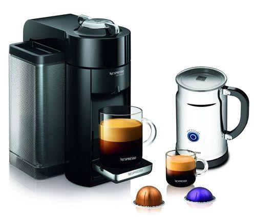 nespresso machine differences