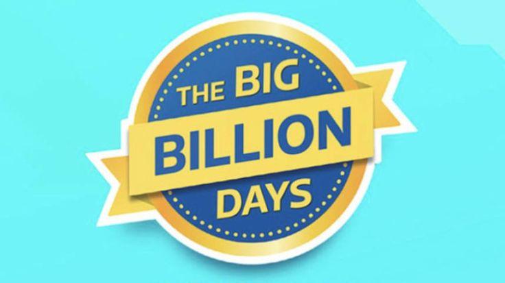 Here are the top smartphone deals in Flipkarts Big Billion Days sale event
