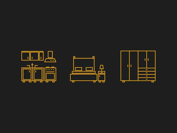 Home Illustrated Icons Design