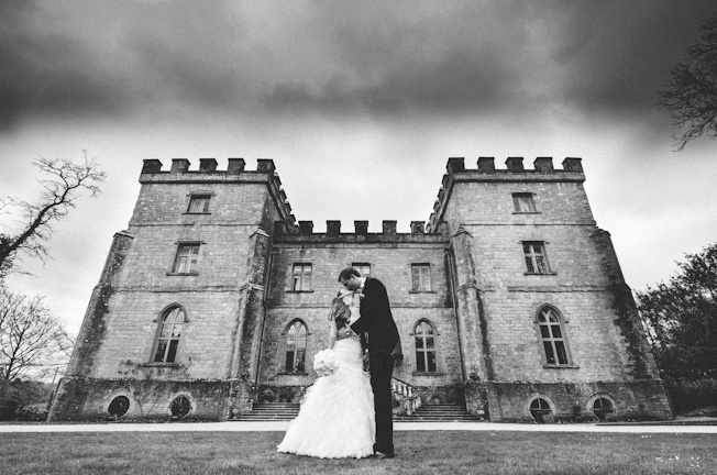 Clearwell Castle Wedding - The Castle