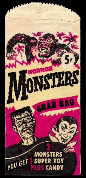 Horror Monsters Grab Bag