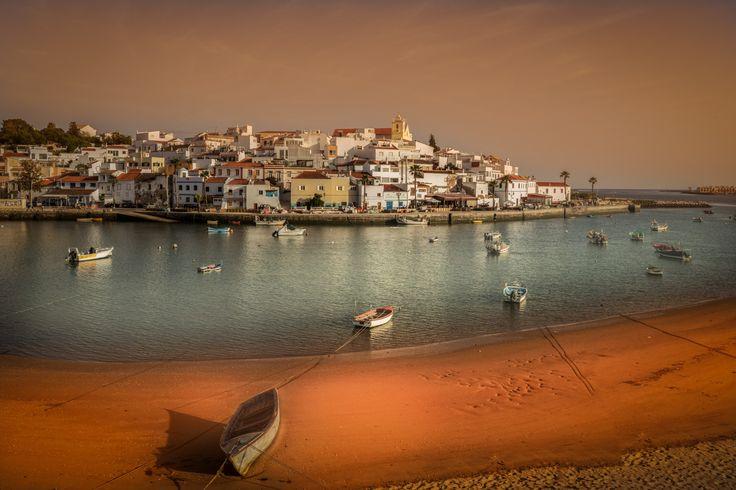 Fishing village - Beautiful Ferragudo