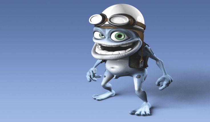 Crazy Frog é um sapo muito louco que fez sucesso na época dos ringtones e virou hit no mundo inteiro com sua música combinando com a divertida animação! Boa diversão! http://ilustracaodeideias.com.br/musica/crazy-frog/  #AnnoyingThing #AxelF #CrazyFrog #Dance #DanielMalmedahl #DJ #EletronicMusic #ErikWernquist #Frog #IlustracaodeIdeias #MarkosMugen #Ringtone #Sapo