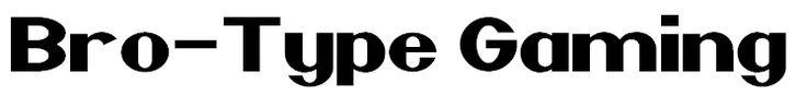 Sans-Serif(?) Nintender