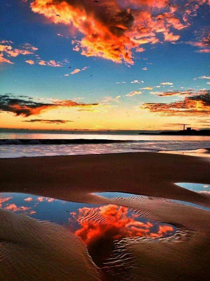 Mooloolaba beach..Sunshine Coast, Queensland