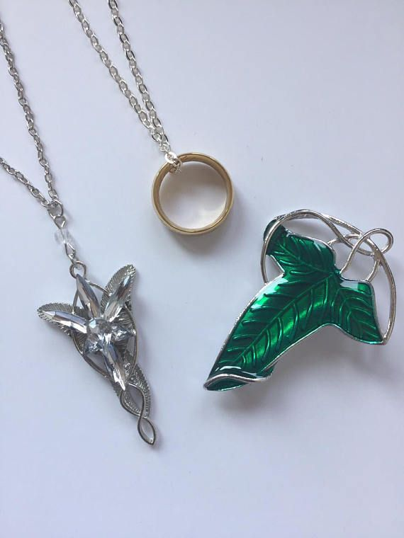 ❤ This listing is for ONE Lord of the Rings inspired Arwen Evenstar necklace, choker, or key chain. Please choose from the drop down options below for the finishing touch of your choice. I also have available in my shop, the Lord of the Rings Leaf Brooch and The ONE ring. Links are below!  ❤ Lord of the Rings Leaf Brooch: https://www.etsy.com/listing/537019490/ ❤ The One Ring: https://www.etsy.com/listing/492336103/  ❤FULL SET OPTION INCLUDES ...