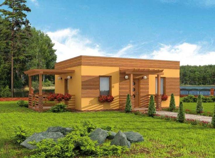 domki letniskowe projekty