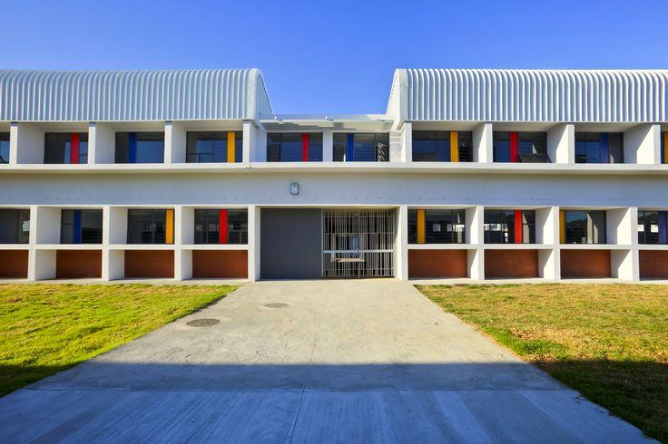 Northpine Technical High School - exterior facade