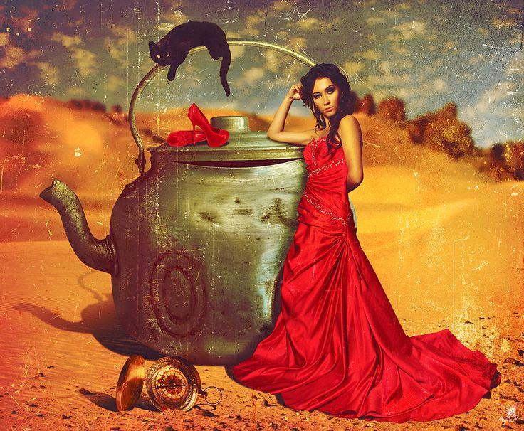 Imaginarium II by Aynur Sfera Sky on Behance