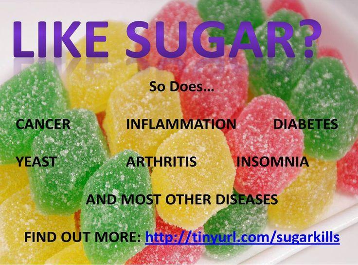 sugar kills! HARMFUL Products Pinterest The o'jays