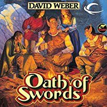 Oath of Swords: War God, Book 1 Audiobook by David Weber Narrated by Nick Sullivan
