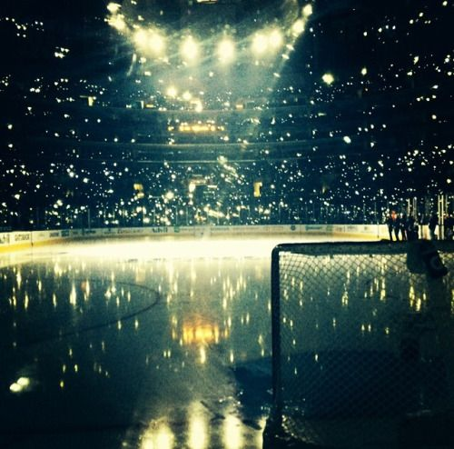 Sometimes hockey can be pretty.
