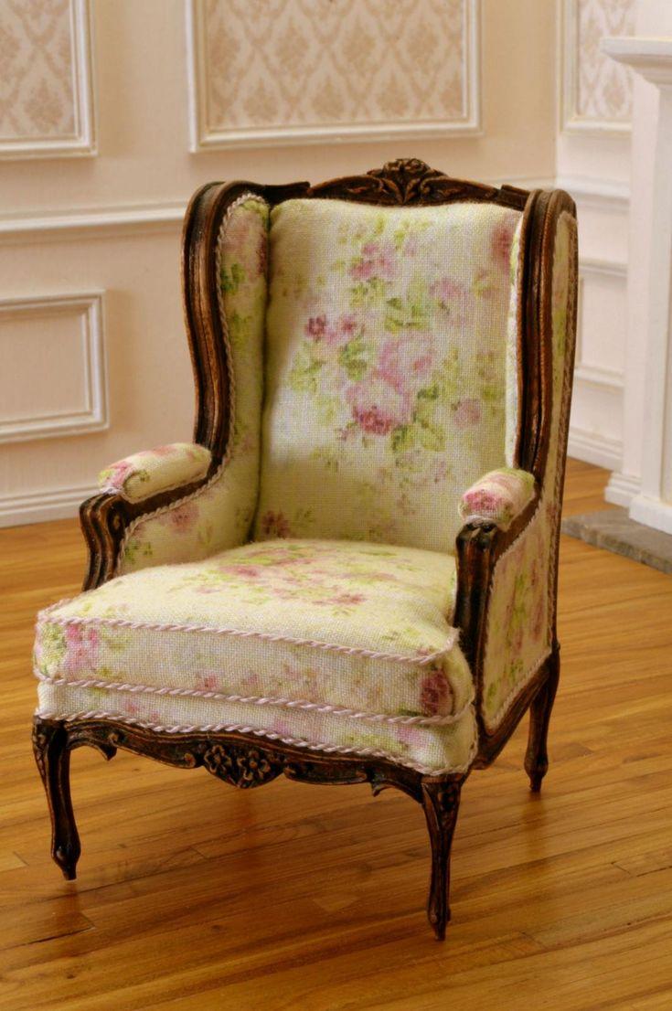 Beautifully made miniature chair