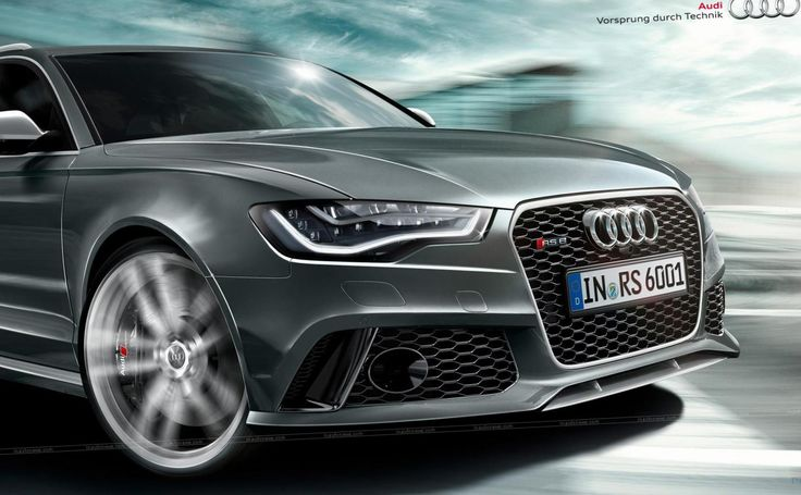 Audi RS6 Avant review - http://autotras.com