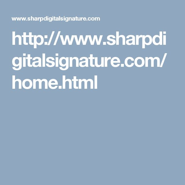 Are You Looking for Digital Signature in chennai? Sharp Digital  Signature Provides Digital Signature in Chennai and  Digital Signature certificate in chennai.