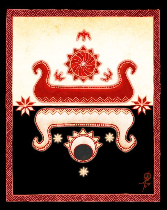 "#mythology , #pagan , #slavic_mythology , #pagan_mythology , #slavic_gods   ""Sky Sailing"" http://vesemir.blogspot.ru/2015/08/blog-post_24.html"
