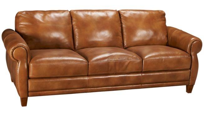 Natuzzi Editions - Leather Sofa - Sofas for Sale in MA, NH, RI | Jordan's Furniture