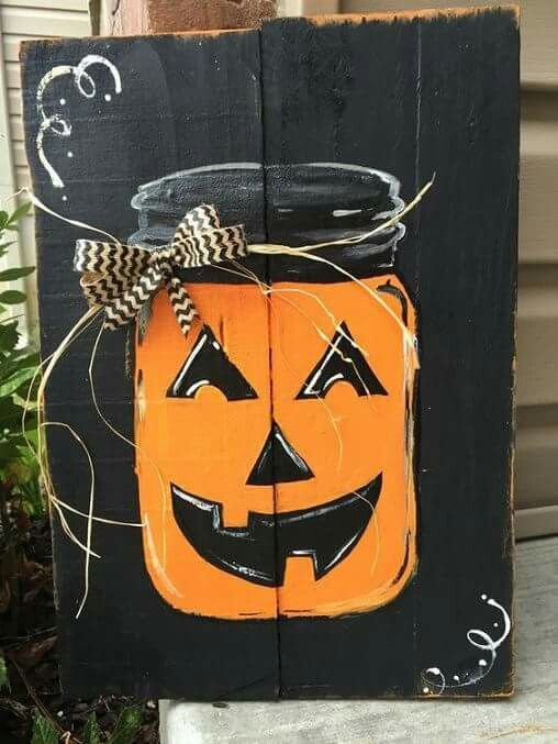 25 best ideas about halloween wood crafts on pinterest fall wood crafts holiday wood crafts. Black Bedroom Furniture Sets. Home Design Ideas