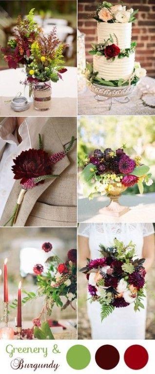 Палитры с главным цветом 2017 года    #wedding #bride #flowers #свадьбаВолгоград #свадьбаВолжский #декорнасвадьбу #свадьба #Волгоград #Волжский