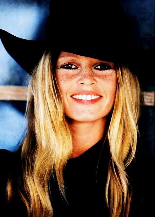 Bridgitte Bardot blondie girl