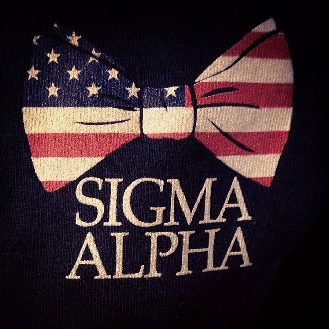 Sigma Alpha USA Bow