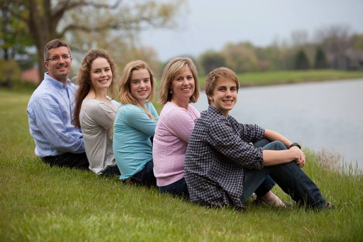 Family Portrait | Family of Five » Kat Clark