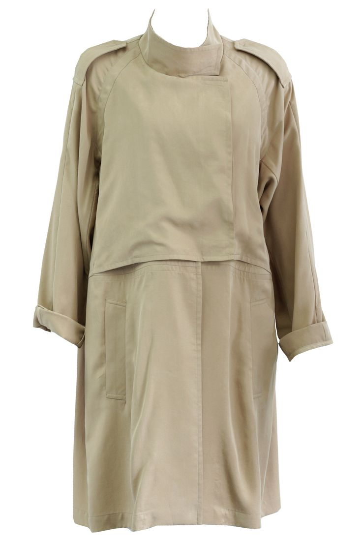 COOPER Summer 16 CO6670-42 Fabric Name & Composition Do You Speak Trench? - 100% Tencel