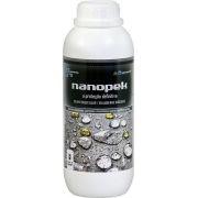 NanoPek  NANOPEK é sinônimo de próxima geração em tecnologia de impermeabilização, o impermeabilizante impregnante invisível e respirável mais moderno e atualizado para proteção de mármores, granitos, limestones, pedras naturais em geral, porcelanatos, cerâmicas,  telhas, alvenarias, concretos e argamassas.   •Efeito AUTO LIMPANTE.  •Durabilidade estimada em mais de 15 anos.  www.colar.com