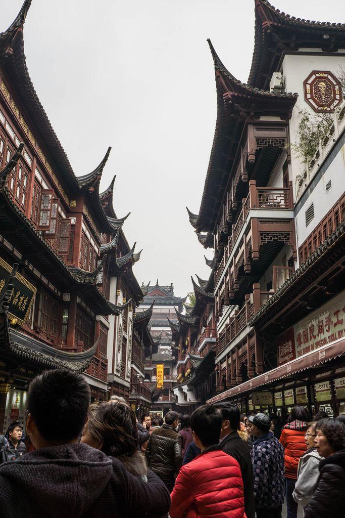 豫園商城 <上海の旅行の観光・見所一覧>
