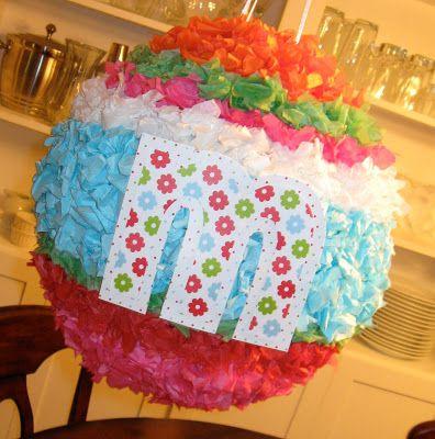 piñata casera | vivir bien gastando menos | la vida frugal | planificación cumpleaños presupuesto