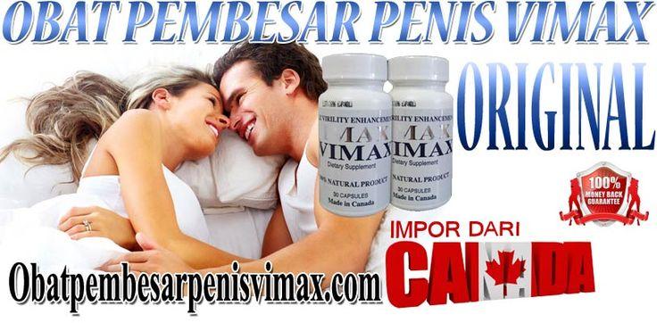 OBAT PEMBESAR PENIS VIMAX ASLI Obat Pembesar Penis Vimax Asli berkualitas paten, produk ini bisa dibilang suplemen yang berfungsi menambah ukuran besar panjang alat vital dan ketebalan pada penis. Obat Pembesar Vimax juga mempunyai keistimewaan sendiri, Seperti dalam penyembuhan alat vital dikarenakan kurang ereksi/loyo, kurang gairah dalam mengarungi bahtera dalam hubungan suami istri. Obat Pembesar... Selengkapnya)