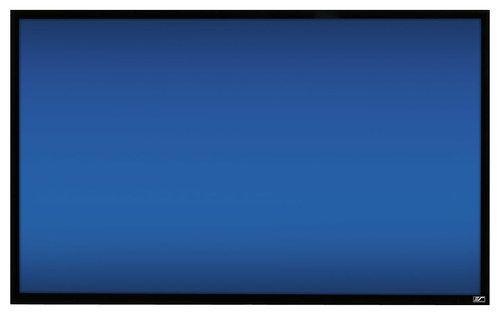 "Elite Screens - ezFrame 120"" Home Theater Projector Screen - Black"