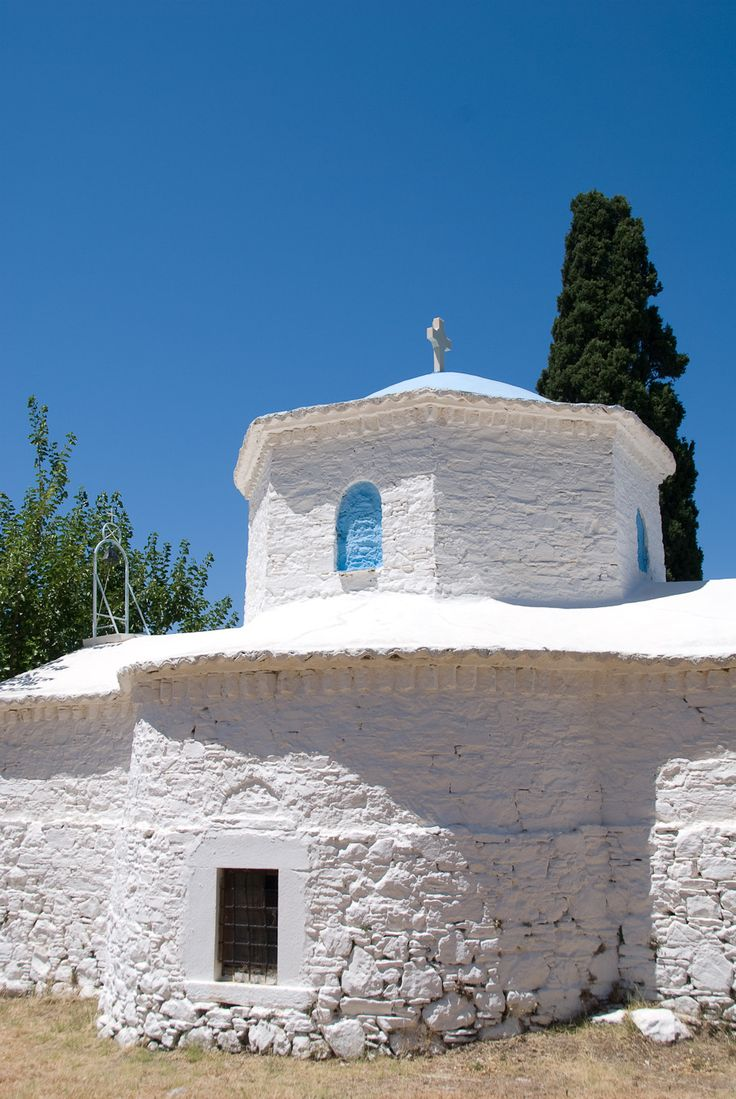 Agia Matrona chapel, Samos <3