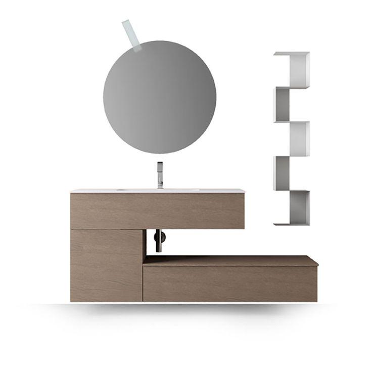Composizione bagno Ardeco Start Line - il mobile bagno che unisce design e funzionalità